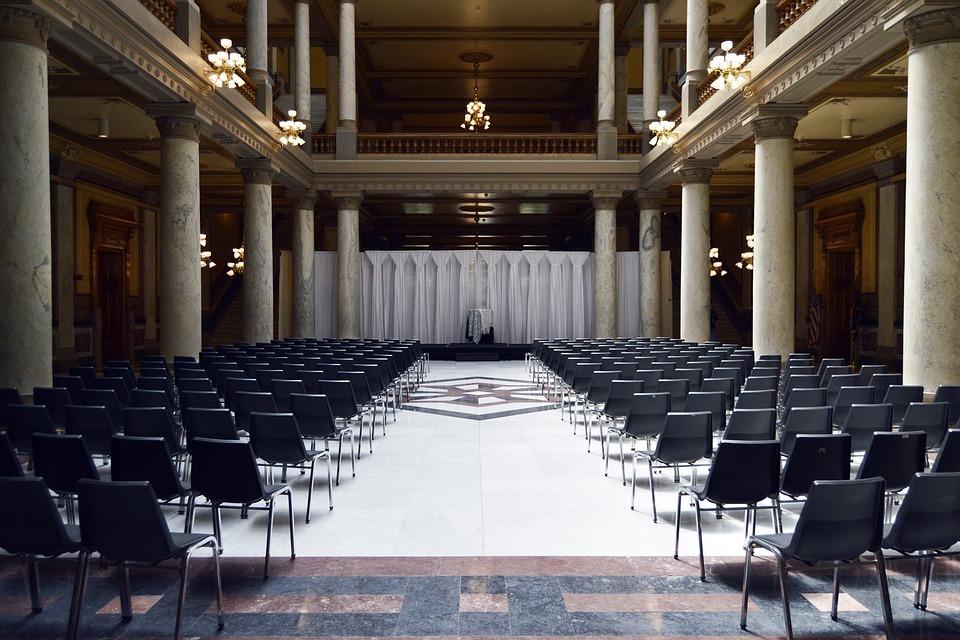 Konferencelokale i smukt design
