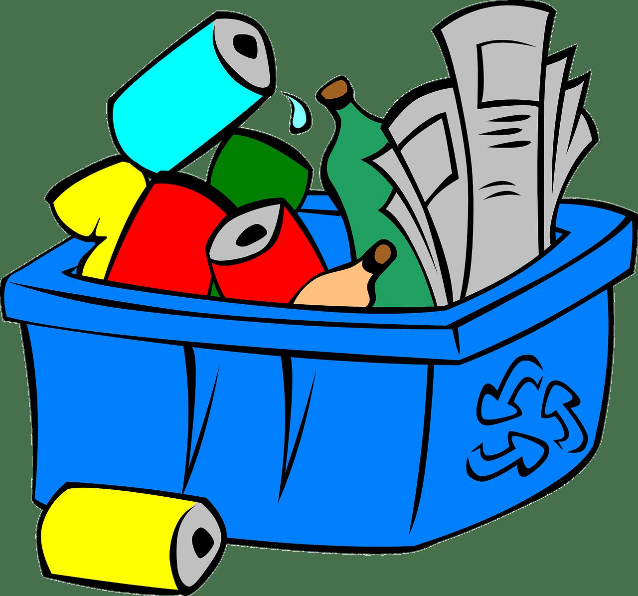 affaldscontainer